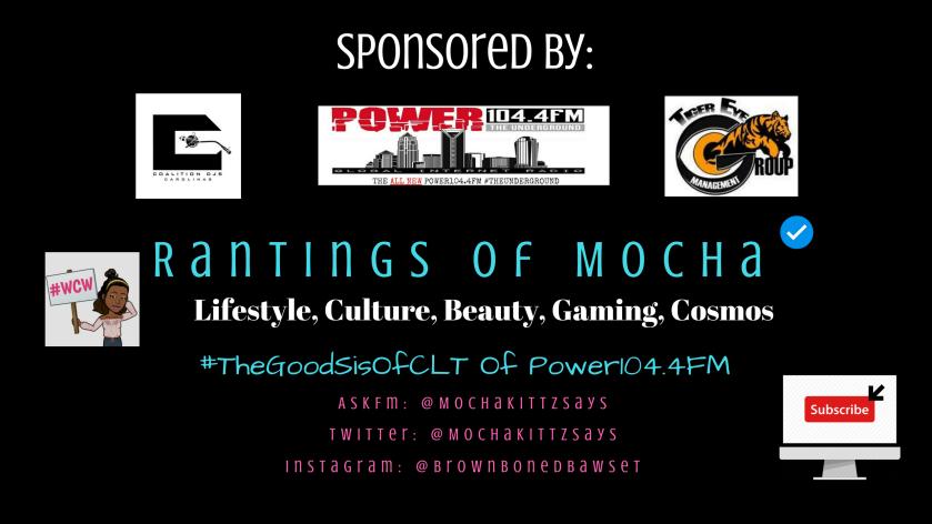 Rantings Of Mocha