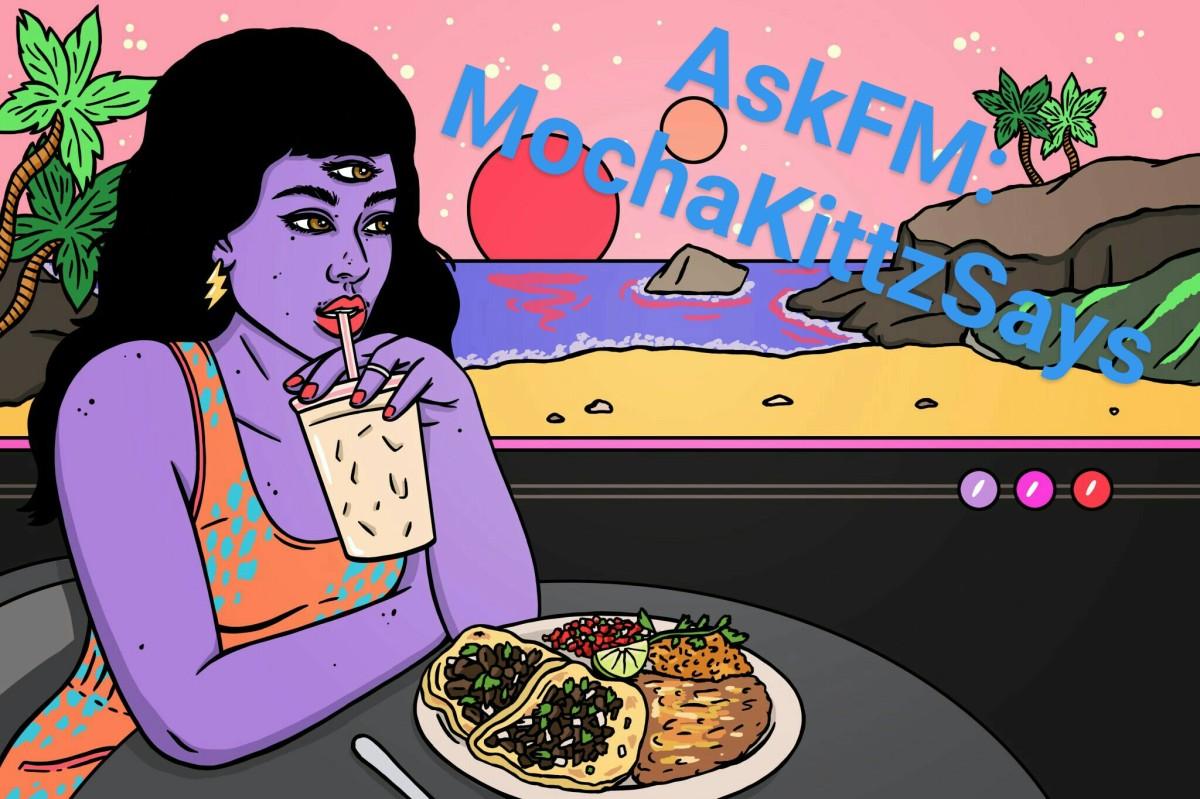 Top 10 Questions Asked Of Rantings Of Mocha OnAskFM!!