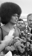 Angela Davis Speaking Tour In Cuba (1972)